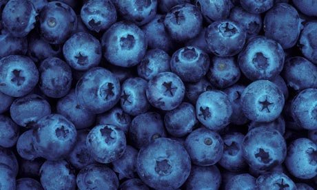 Blueberry & Honey Hydrating Mask